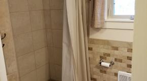 Berm less Shower