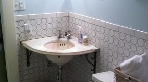 Private Full Vintage Style Bathroom